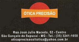 OTICAS PRECISAO